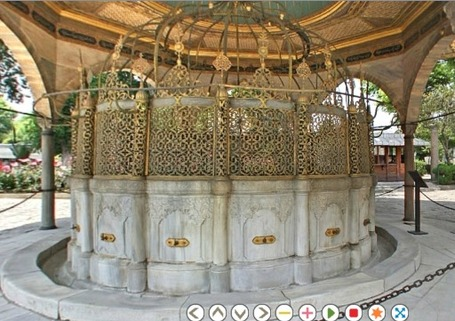 Virtual tour of the Haga Sophia | Geography Education | Scoop.it