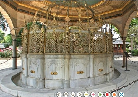 Virtual tour of the Haga Sophia | Nuevas Geografías | Scoop.it