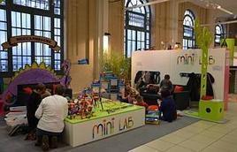 Succès pour le Meccano lab qui ouvre une boutique éphémère - nordlittoral.fr | Pop-up shop, concept-store, new forms of retail | Scoop.it