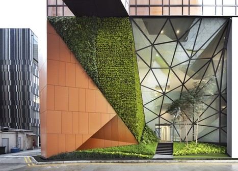 Building of the Year 2014 - ArchDaily | Innovative Workplace | Scoop.it