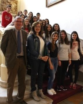 Rencontre franco-espagnole au collège Victor Hugo | Collège Victor Hugo (Carmaux) | Scoop.it
