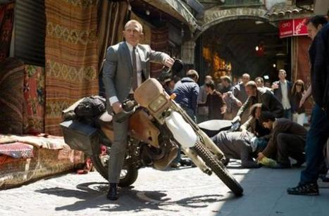 Morocco hits the spot for international films including James Bond! - Al-Bawaba   South Mediterranean Cinema   Scoop.it