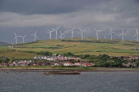 L'Écosse a prouvé qu'elle pouvait produire toute son électricité grâce aux éoliennes | Développement durable et efficacité énergétique | Scoop.it
