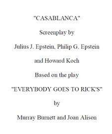 Cómo escribir tu guión cinematográfico: El formato del guión de cine   Cine   Scoop.it
