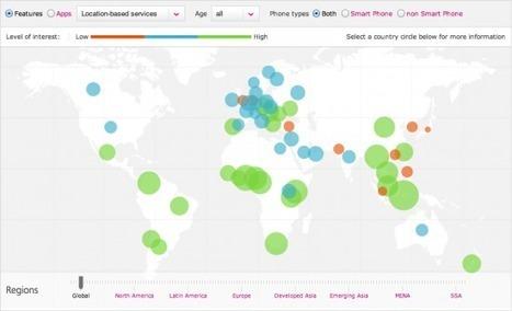 Géolocalisation, Cyber-Shoppeuses et Prévisions de Ventes en Ligne | WebZine E-Commerce &  E-Marketing - Alexandre Kuhn | Scoop.it