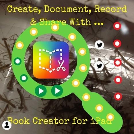 Oh, The Many Wonderful Uses of Book Creator App by Meghan Zigmond | Skolbiblioteket och lärande | Scoop.it