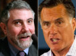 Paul Krugman: 'People Like Romney Agree With Occupy' | Mouvement. | Scoop.it