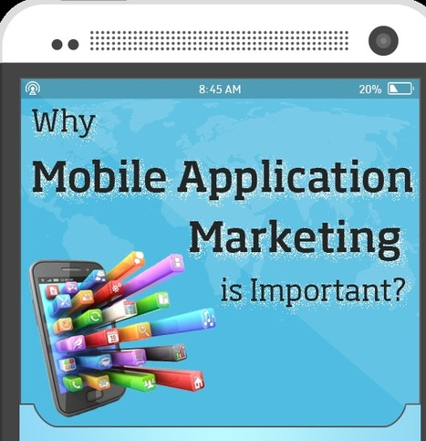 Why Mobile Application Marketing is Important?   Website Design & Development   Scoop.it