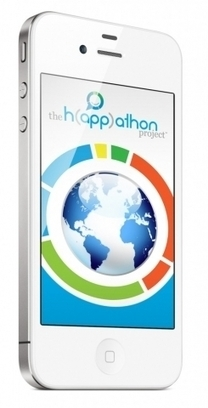 Are You Happy? An App Tries To Raise Our Collective Mood - Forbes | Digital_Lifetime | Scoop.it