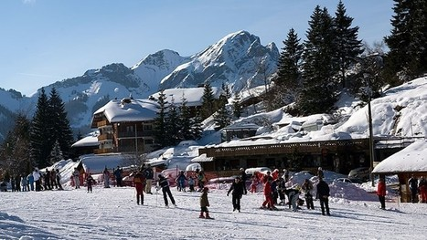 Ces stations de ski et campings menacés par le réchauffement ... - Le Figaro | JOIN SCOOP.IT AND FOLLOW ME ON SCOOP.IT | Scoop.it