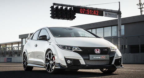 Honda Will Build A Faster Civic Type R If Nurburgring FWD Record Gets Beaten. | Consumer Automotive News | Scoop.it
