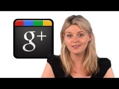 Rocketboom Explains Google Plus (G+) | GooglePlus Expertise | Scoop.it