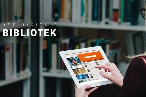 Bibliothèque innovante et interactive à Kongsberg, en Norvège | bib on web | Scoop.it