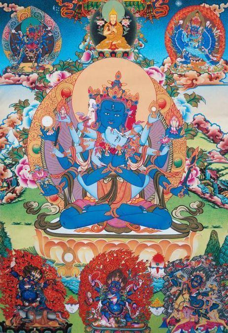 Guhyasamaja Tantra | promienie | Scoop.it