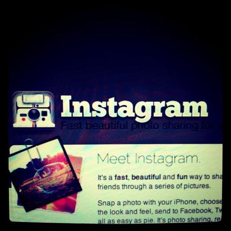 Instagram, un club de lecture porteur d'espoirs - Actualitté.com | Bibliothèques en ligne | Scoop.it