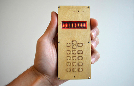 Build your own cellphone for $200 | Electronic Engineering - Robotic | Scoop.it