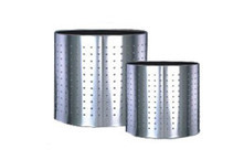 Stainless steel planters,stainless steel pots,plant containers,goverhorticulture | 123Coimbatore | Scoop.it