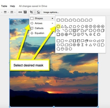 Crop your images into different shapes | Edtech PK-12 | Scoop.it