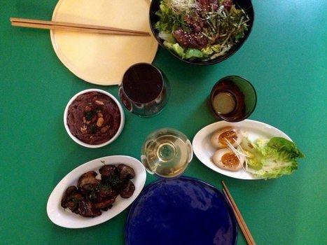 Le Petit Keller : le Japon s'invite dans les assiettes de l'ancien bistro de quartier | Gastronomie Française 2.0 | Scoop.it