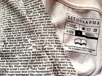The Daily Fashion and Beauty News: Literary T-Shirts and Posters by Litographs {Review} | Women in Biz | Scoop.it