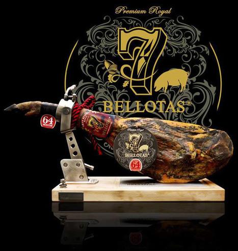 Jamón 7 Bellotas ® Jamones Ibéricos de Bellota Comprar Jamón Ibérico Online Jamones de Bellota Venta Jamón Ibérico Tienda Jamones Comprar Online Jamón | 7Bellotas.com | Gourmets | Scoop.it