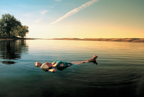 Healing Waters: Saskatchewan's Version of the Dead Sea Will Cure What Ails You | Ware in the World | Scoop.it