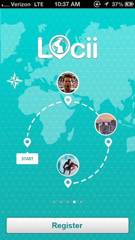 Locii | Locii App - Dubai | Scoop.it
