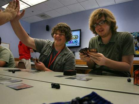 Libraries lure teens with games and fun | Teens, Youth & Libraries | Scoop.it