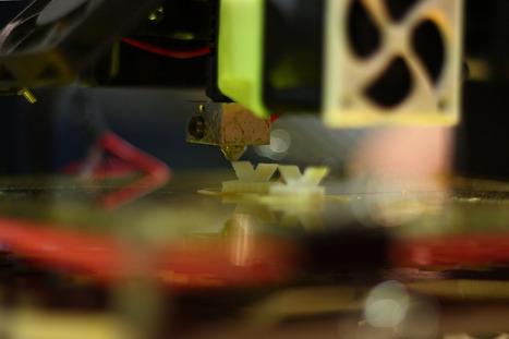 A Rennes, un premier laboratoire breton d'impression 3D alimentaire | FabLab - DIY - 3D printing- Maker | Scoop.it