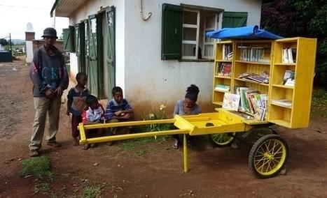 BiblioPousse à Antsirabe, Madagascar   Patrimoine culturel - Revue du web   Scoop.it