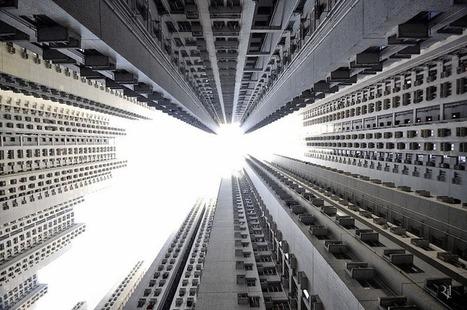 L'artialisation du paysage urbain : Hong Kong et ses gratte-ciels | Géographie : les dernières nouvelles de la toile. | Scoop.it