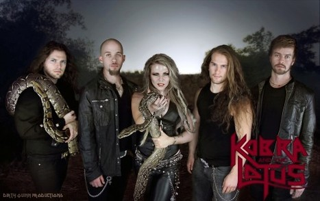 KOBRA AND THE LOTUS Signs With SIMMONS RECORDS/UNIVERSAL MUSIC | My Heavy Metal Blog | Scoop.it