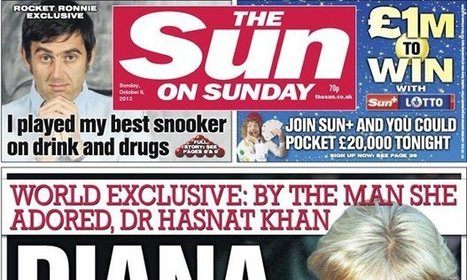 Sun on Sunday and Sunday Mirror sales fall after cover price rises - The Guardian | Media Audits | Scoop.it