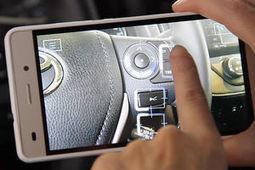 [Vidéo] Toyota réinvente le manuel d'utilisation grâce à la réalité augmentée | Réalité augmentée, technologies, usages pédagogiques | Scoop.it