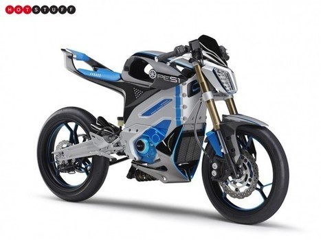 Yamaha brings high-voltage electric motorcycles to the masses with the PES1 ... - Stuff Magazine | Electric Motorcycle | Scoop.it