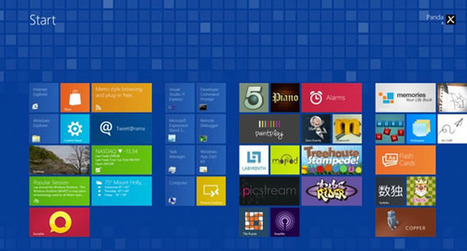 Windows 8 – Should Microsoft Allow Customization To It's New Tablet OS? | Windows 8 Apps | Scoop.it