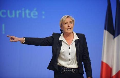 Quand Marine Le Pen fait (plus) du Jean-Marie Le Pen | ECONOMIE- | Scoop.it