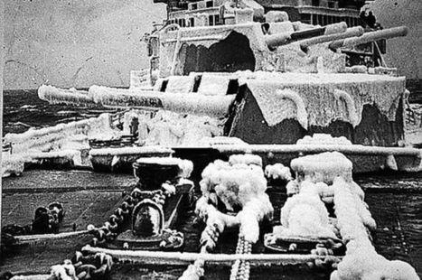 Los héroes del Ártico de la Segunda Guerra Mundial | el mundo entre 1920 y 1960 | Scoop.it