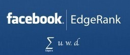 Sobre el Edge Rank de Facebook y otras historias de Social Media | Social Media Today | Scoop.it