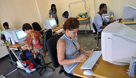 Cuba descarta por ahora el acceso privado a Internet: la prioridad la ... | Internet | Scoop.it