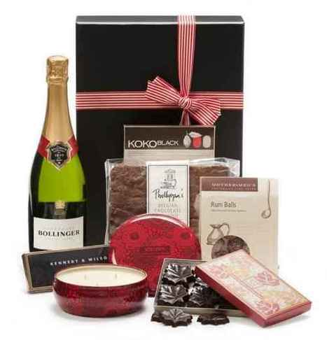 Corporate Gift Hampers For The Christmas Season | Hampers in Melbourne | Scoop.it