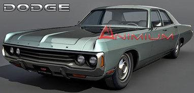 Dodge Polara 3d model | Free QR CODE Generator | Scoop.it