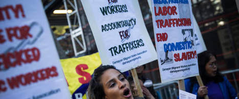 Human Trafficking: A Crime Hard to Track Proves Harder to Fight – Rape on the Night Shift - FRONTLINE | SocialAction2015 | Scoop.it