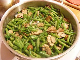 Green Bean Casserole Nutrition Facts < Green Food & Beverages | Health-Beauty-Diet | Scoop.it