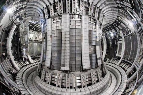Fusion nucléaire : la Chine maintient un plasma à 50 millions de degrés durant une minute   Vous avez dit Innovation ?   Scoop.it