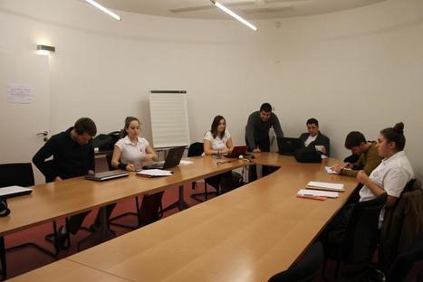 « UPSILO N en action », Junior-Entreprise de l'Université Toulouse ... - LaDépêche.fr | Junior-Entreprise | Scoop.it