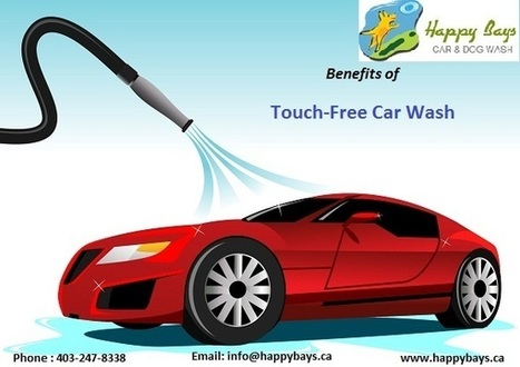 Benefits of Touch Free Car Wash over Soft Cloth Car Wash | Calgary Car Detailing – Home of Premium Auto Detailing Services | Scoop.it