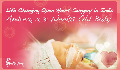 The World Class Pediatric Open Heart Surgery in India | Coronary Artery Bypass Grafting (CABG) Surgery in India | Scoop.it
