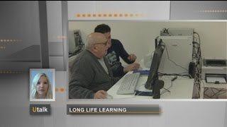euronews U talk - Aprender a lo largo de toda la vida con el programa Grundtvig | e-learning y aprendizaje para toda la vida | Scoop.it