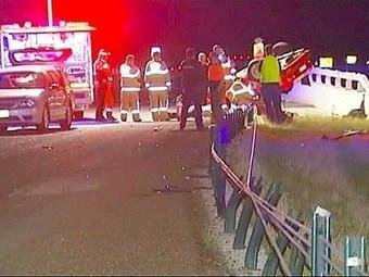 'Dead' car crash victim actually alive video   Strange Deaths   Scoop.it